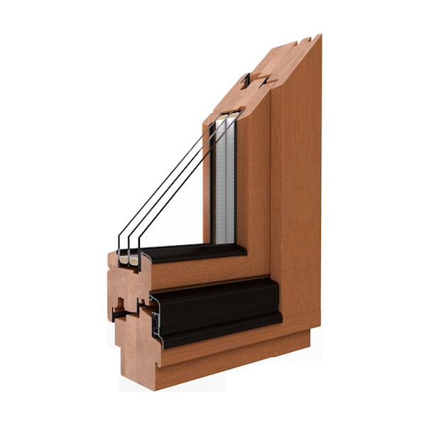 Drewniane okna drutex - Stars Tychy