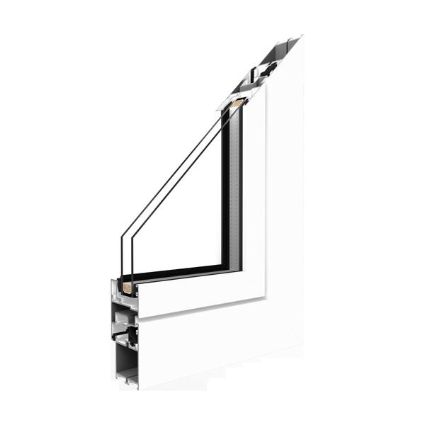 Aluminiowe okna drutex - Stars Tychy
